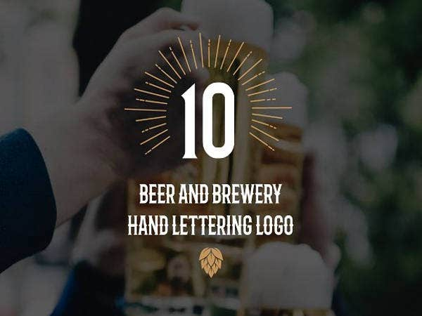 beer-and-brewery-logo-set