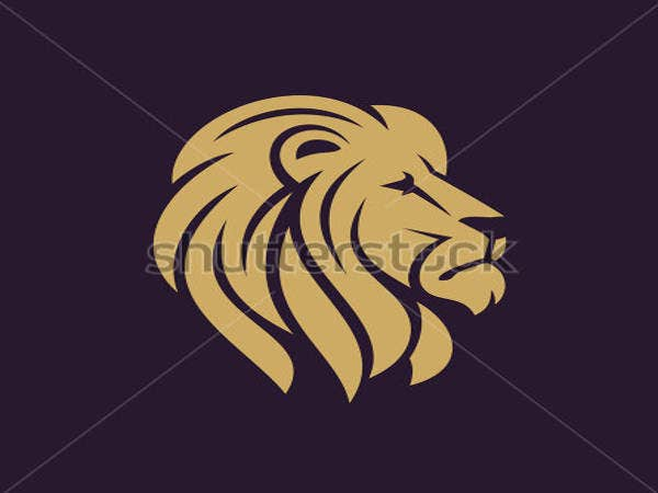 lion-head-logo