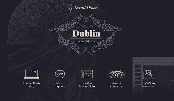 16 powerpoint templates free powerpoint ppt pptx format download dublin powerpoint template toneelgroepblik Images