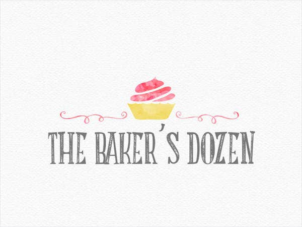 bakery-logo-of-cup-cake