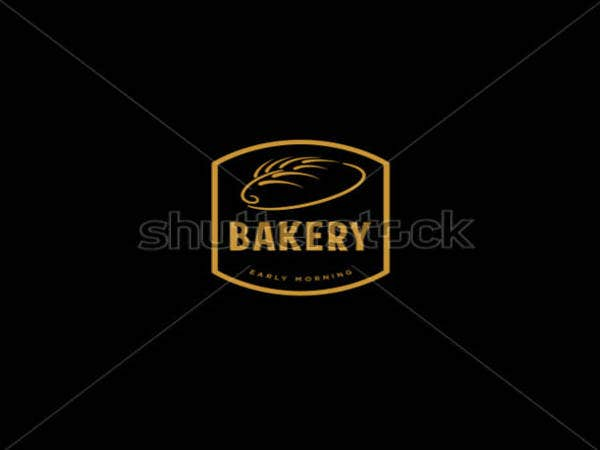 premium-gold-retro-bakery-logo