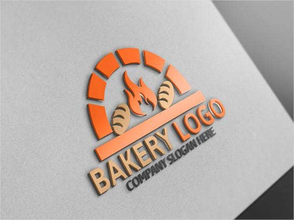 resizable bakery logo