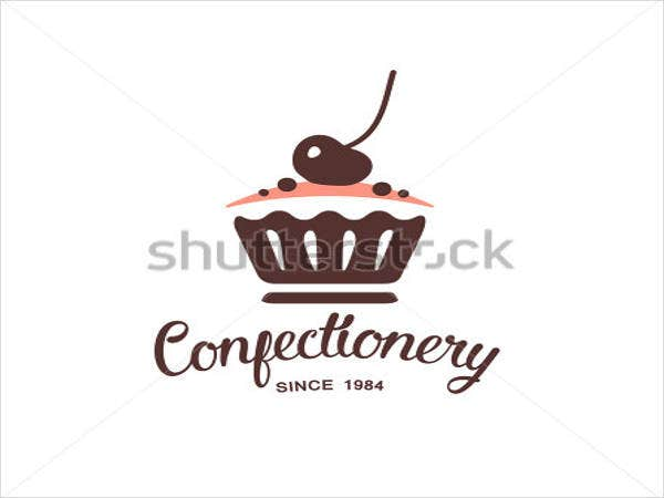 confectionery-baking-logo-design