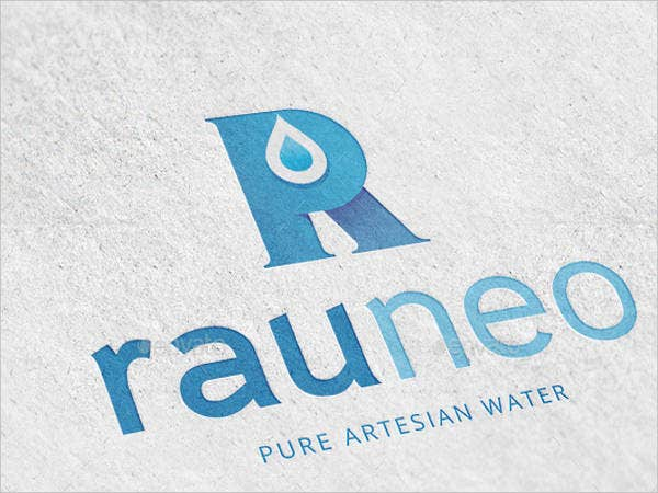 rauneo-letter-r-logo-template