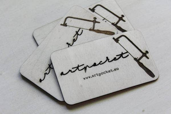 Personalized Business Card