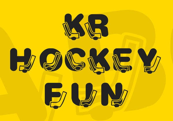 Hockey Fun Font