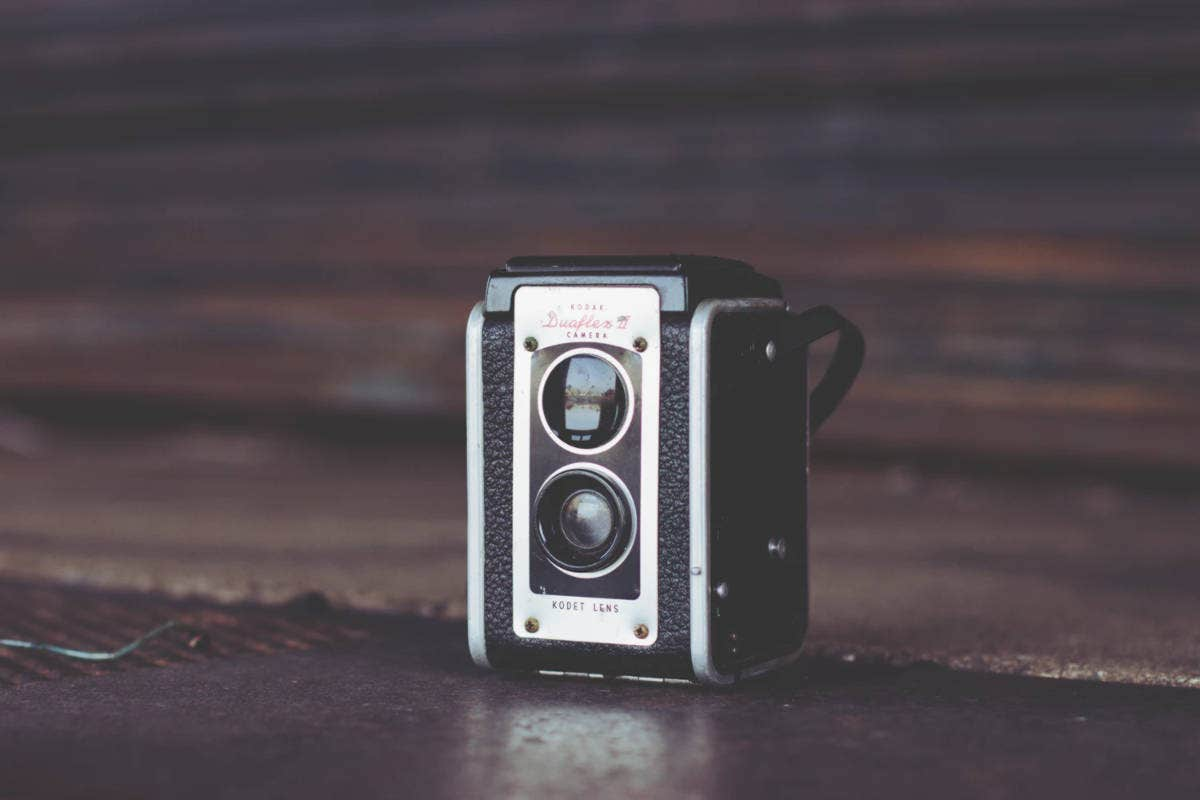 Vintage Camera Photography