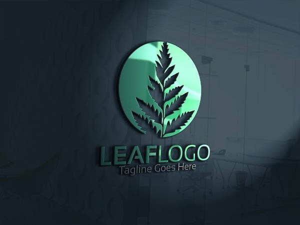 Pretty Leaf Logo