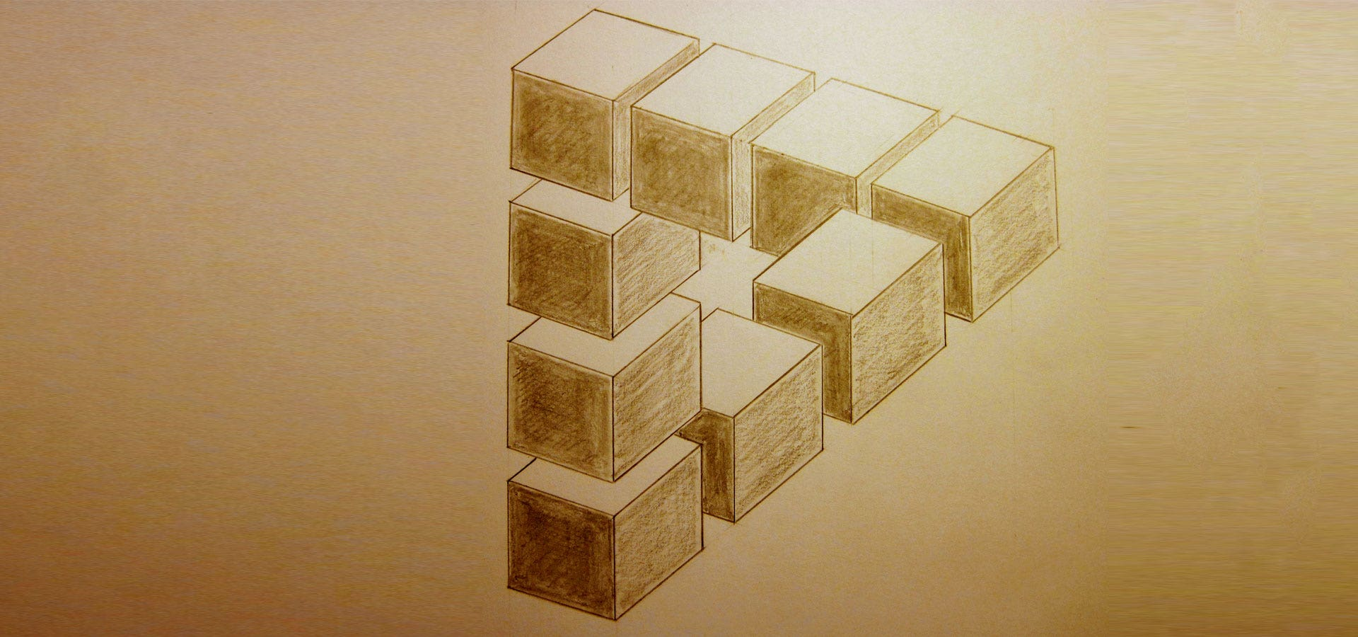 19 Examples Of Optical Illusion Drawings Free Premium