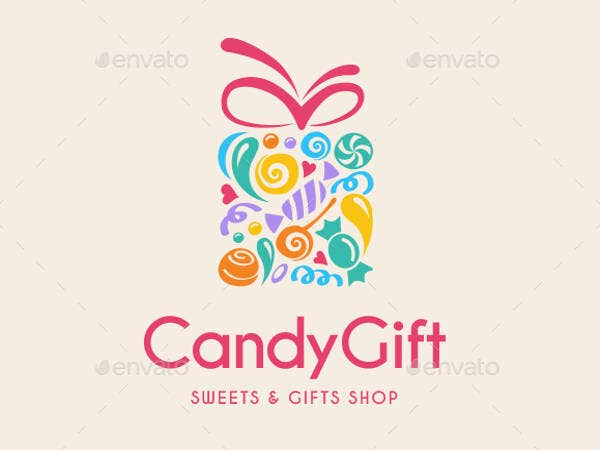 Candy Gift Logo