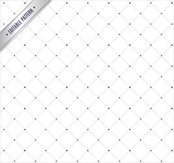 abstract dotted pattern free vector