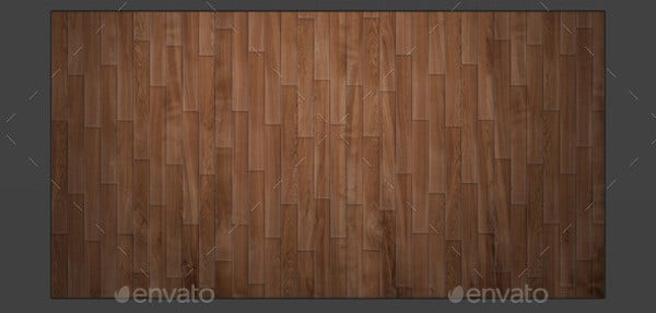 Wood Floor Background Texture