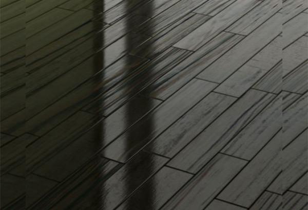 Ebony Wood Flooring Texture
