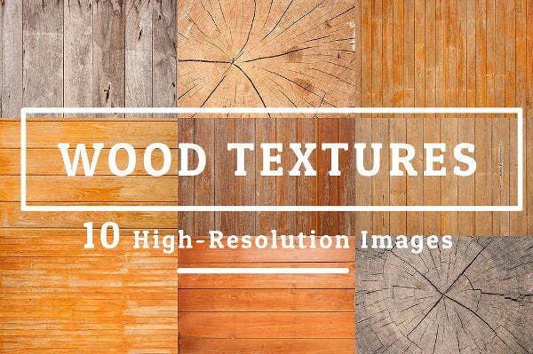 50 Wood Texture Backgrounds Set