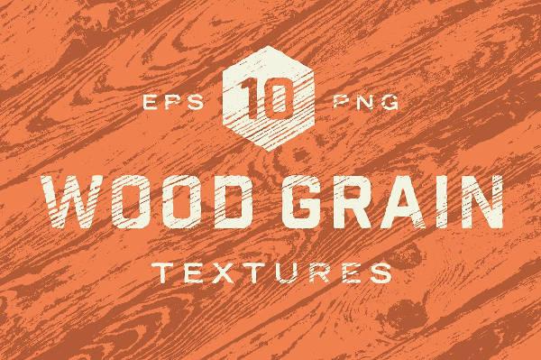 10 wood grain textures