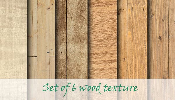 6 Background Wood Texture