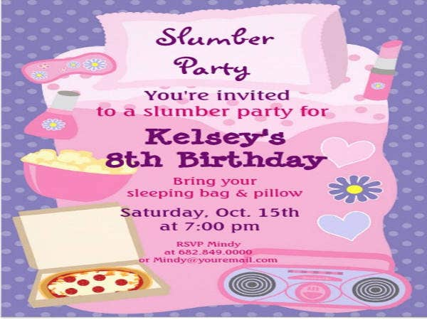 Makeup Party Invitations was nice invitation template
