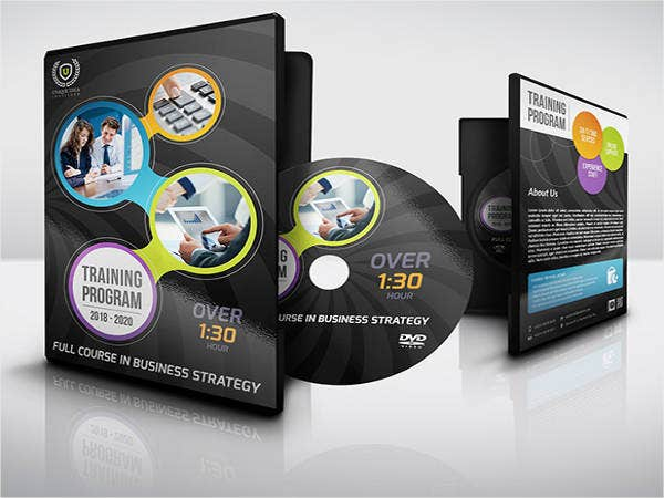corporate-dvd-cover-and-label-template