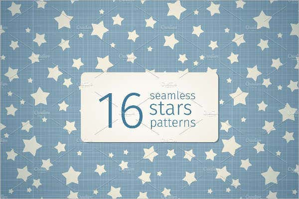 Seamless Stars Patterns