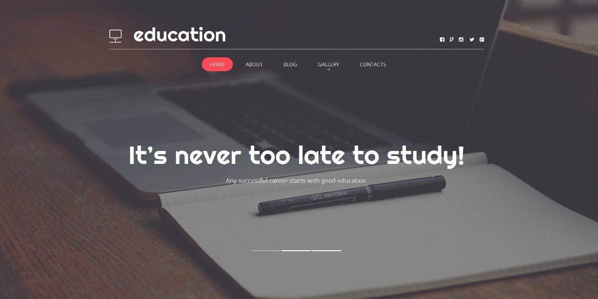 education-moto-cms-template