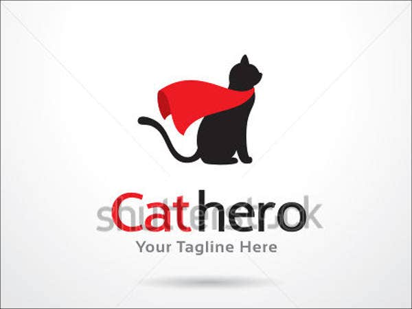 Vector Cat Logo