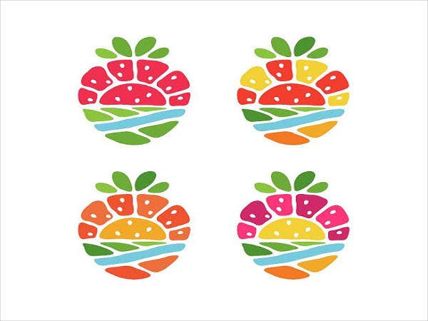 New Food Logos