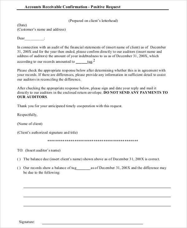 Confirmation Letter - 10+ Free Word, Pdf Documents Download | Free