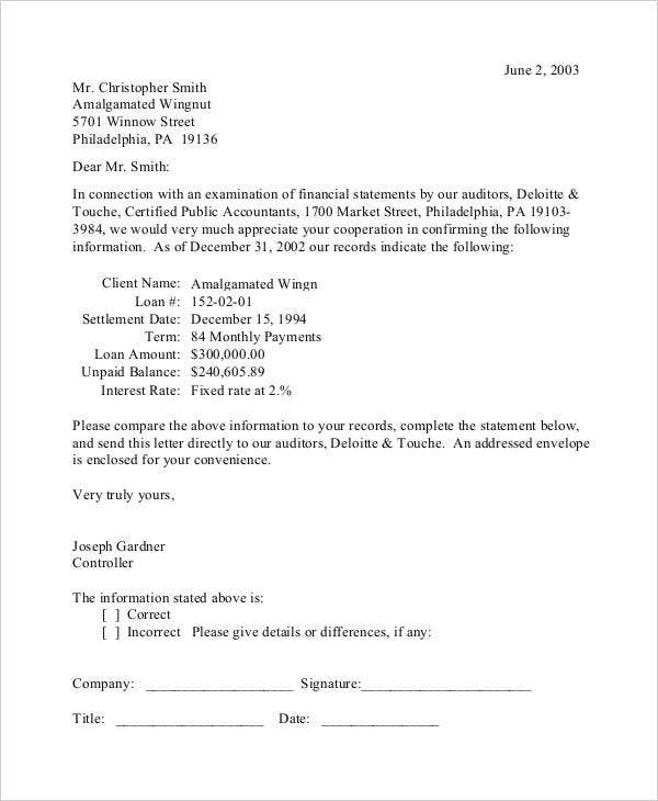 Confirmation Letter   Free Word Pdf Documents Download  Free