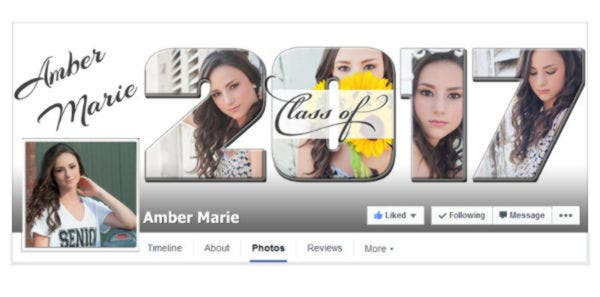 Facebook Timeline Photoshop Template