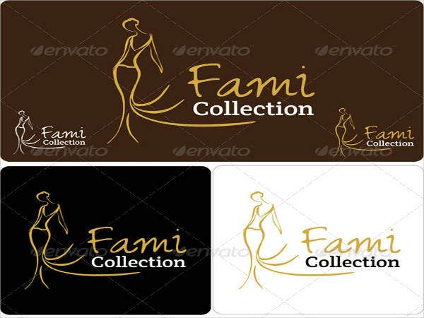 Fashion & Cloth Logo Template