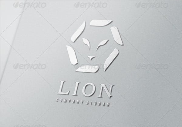 Lion Company Logo Design