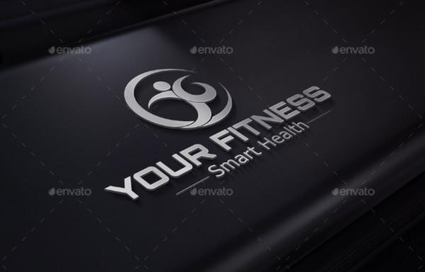 Fitness Company Logo Design