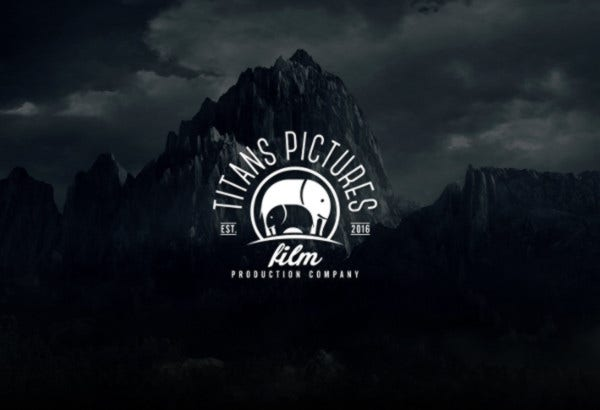 Film Production Company Logo Design