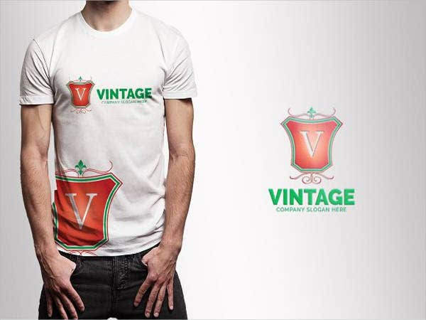 vintage clothing logo