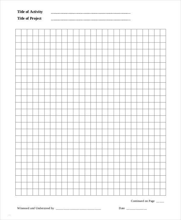 Printable Notebook Paper   Free Pdf Documents Download  Free