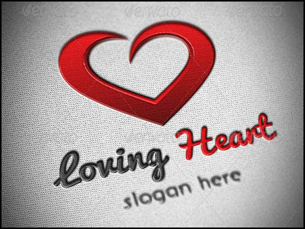 Lovely Heart Logo