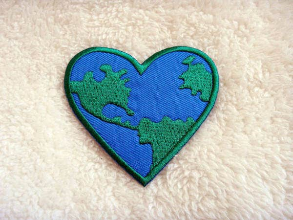 Earth Heart Logo