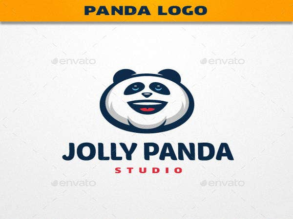 jolly panda logo