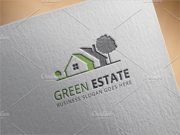 Business Real Estate Logo