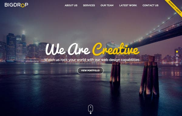 Top web design companies from usa free premium templates for Design agency usa