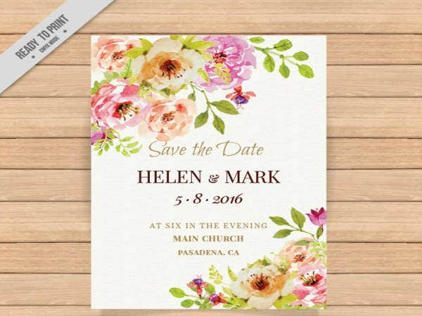 12 Wedding Invitation Cards Psd Vector Eps Png Free Premium