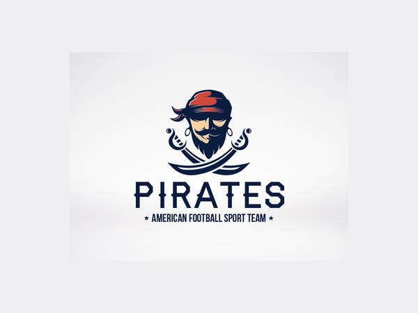 Pirate Sword Logo