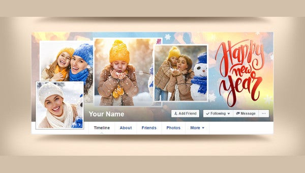 2017 new year facebook cover designs1