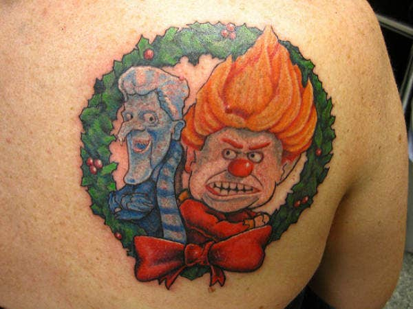 Miser Brother Tattoo