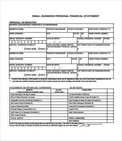 Simple Income Statement - 7+ Free Pdf Documents Download | Free