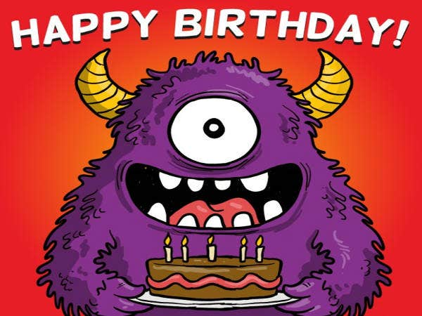 9 free animated birthday cards free premium templates