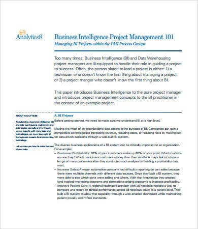 business intelligence project management2
