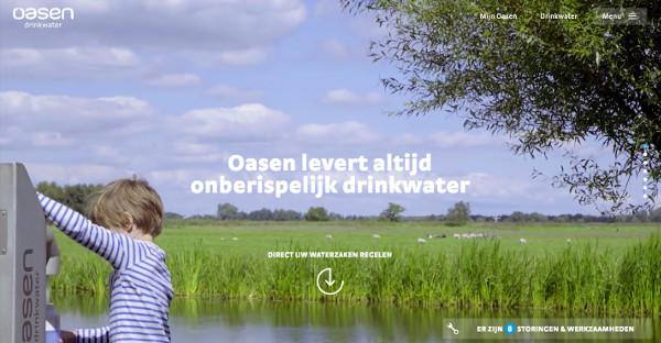 oasen drinking water
