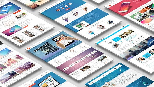 15 Examples Of Web Mockups Free Premium Templates