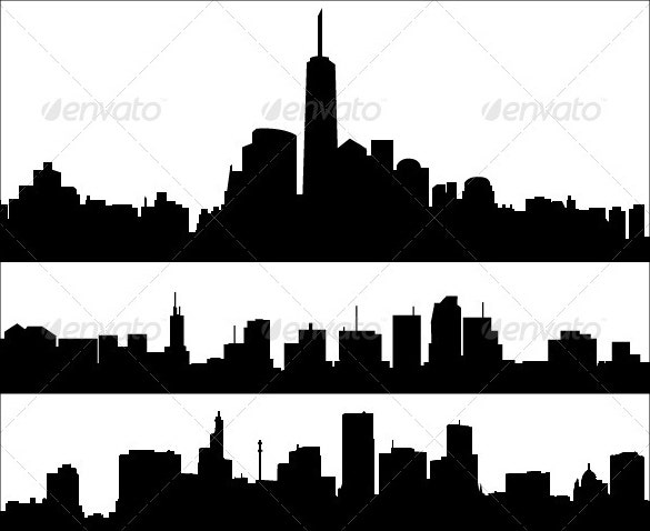 9 City Silhouettes Free Sample Example Format Free Premium Templates Download 120,000+ royalty free city silhouette vector images. 9 city silhouettes free sample